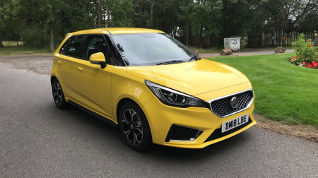 MG3 (2018 - ) Review