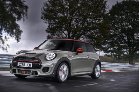 MINI Cooper John Cooper Works Hatchback 2019 Review