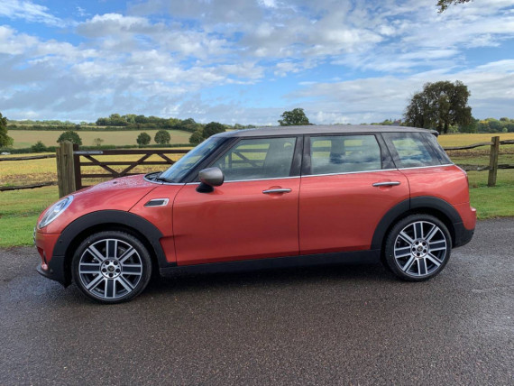 MINI Clubman Cooper Exclusive 2019 Review