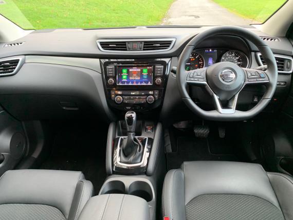 Nissan Qashqai 2019 Review