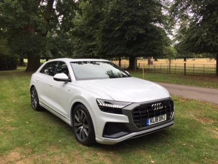 Audi Q8 2018 Review