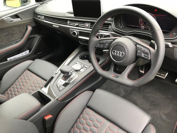 Audi RS 5 Coupe Carbon