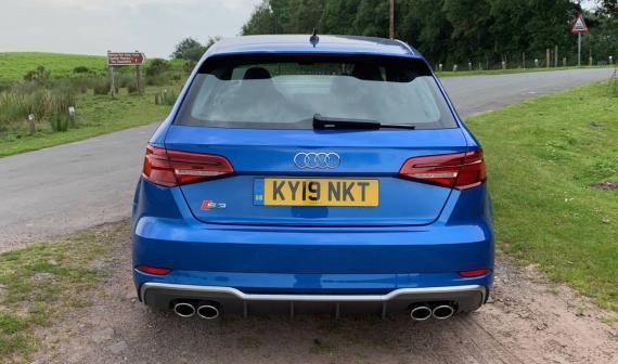 Audi S3 Sportback Review