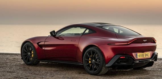 Aston Martin Vantage Review