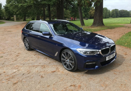 BMW 530d xDrive M Sport Touring 2018 Review