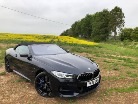 BMW 8-Series Convertible (2018 - ) Review