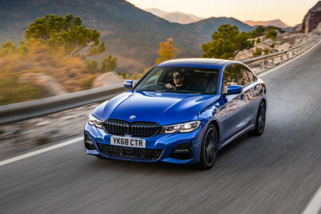 BMW 3 Series Saloon 2019 Review