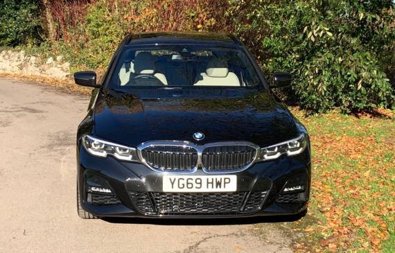 BMW 320d xDrive M Sport Touring Review