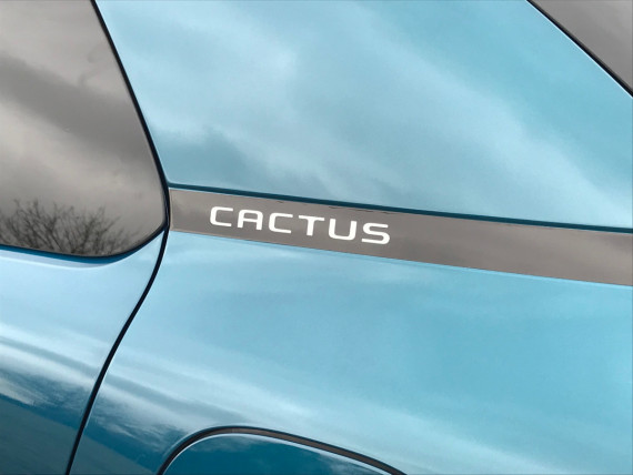 Citroen C4 Cactus Review