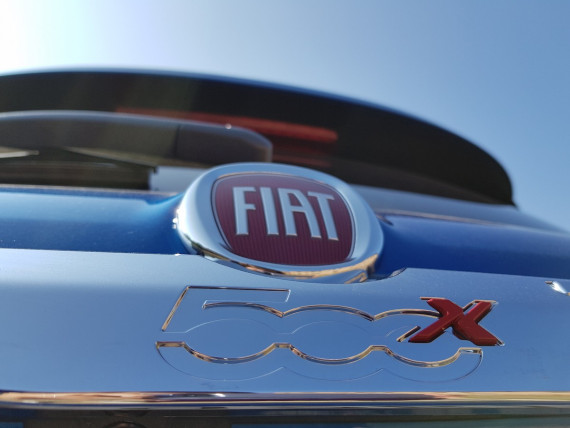 Fiat 500X 2018 Review