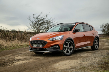 Ford Focus Active 2019 Review