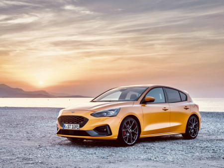 Ford Focus ST 2019 Review