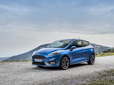 Ford Fiesta ST 2018 Review