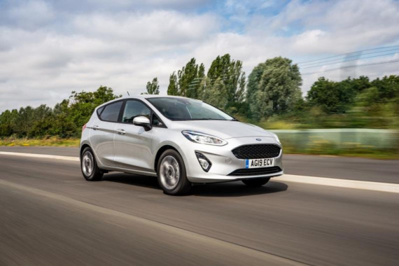 Ford Fiesta Trend Review