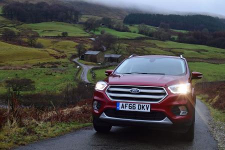 Ford Kuga (2013 - 2019) Review