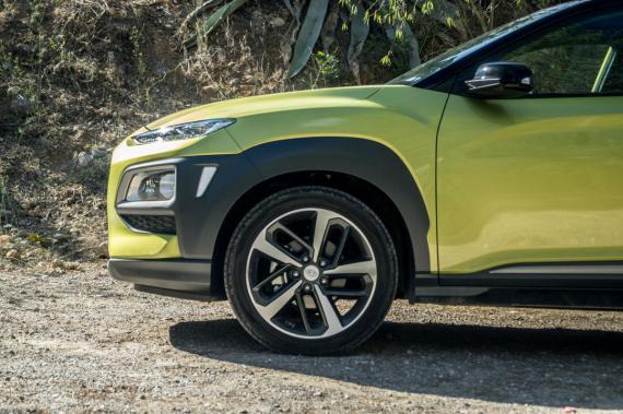 Hyundai Kona 2017 Review