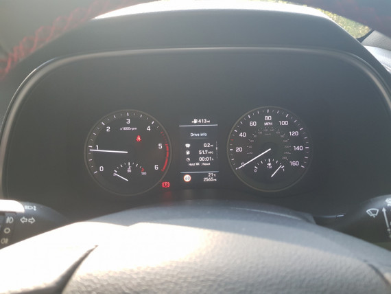 Hyundai Tucson N Line 2019 Review