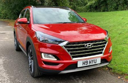 Hyundai Tuscon 2019 Review