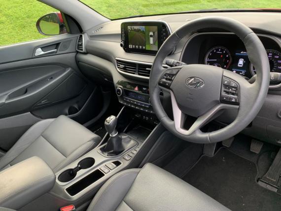 Hyundai Tuscon Review