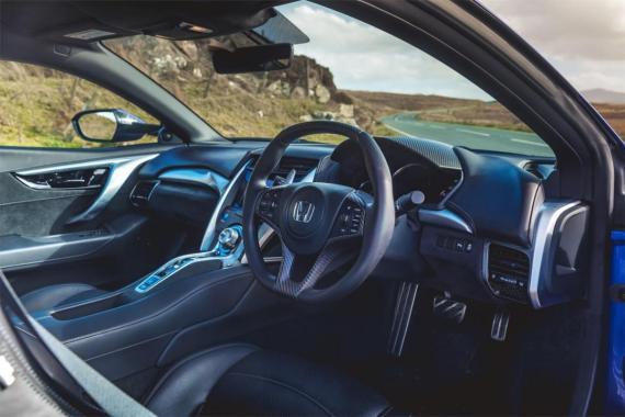 Honda NSX 2017 Review