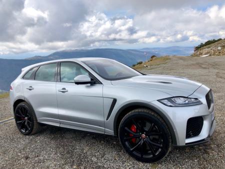 Jaguar F-Pace SVR 2020 Review