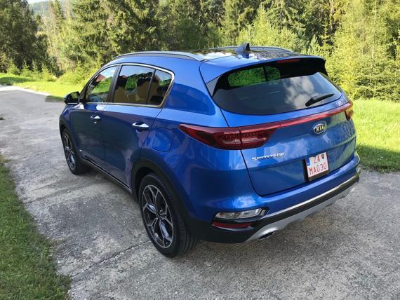 Kia Sportage 2018 Review