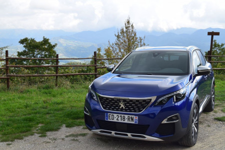 Peugeot 3008 SUV 2016 Review