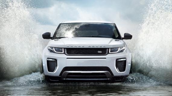 Range Rover Evoque 2018 Review