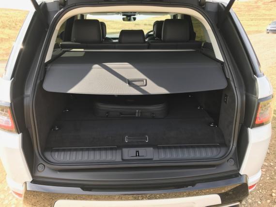 Range Rover Sport Si4 P400e PHEV Review