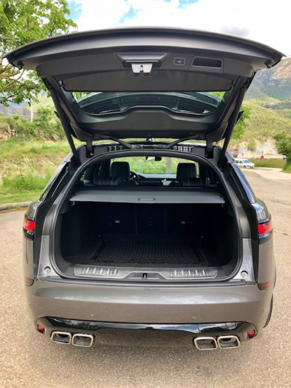 Range Rover Velar SVAutobiography Review