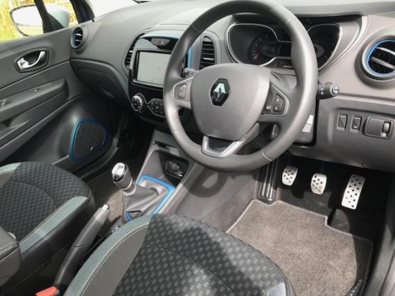 Renault Captur 2018 Review