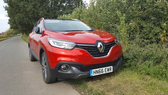 Renault Kadjar 2018 Review