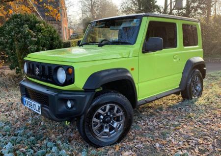 Suzuki Jimny (2018 - ) Review