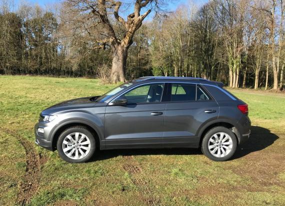 VW T-Roc Review