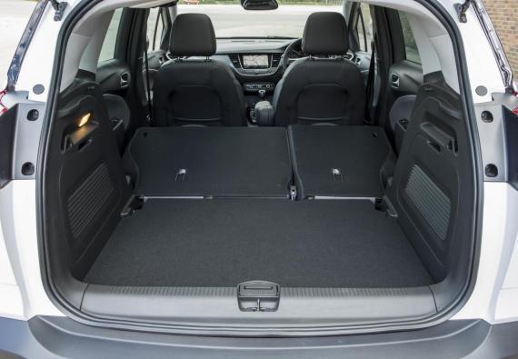 Vauxhall Crossland X Review