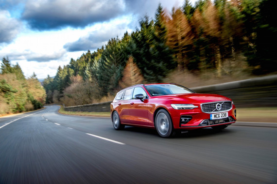 Volvo V60 R-Design 2019 Review