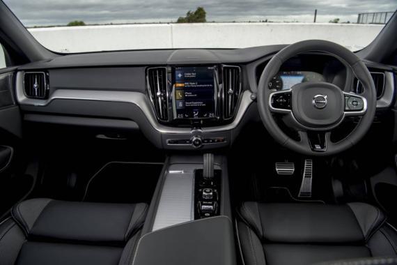 Volvo XC60 B4 2019 Review