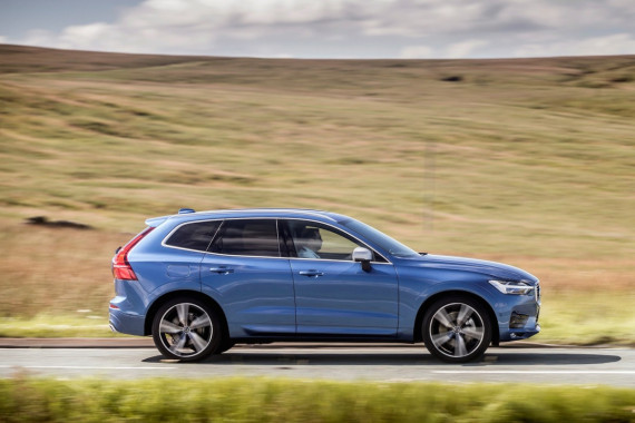 Volvo XC60 T8 Twin Engine 2018 Review