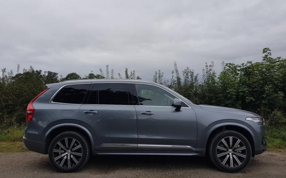 Volvo XC90 2019 Review