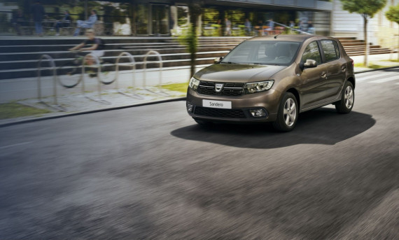 New Dacia Finance Offers for Spring 2018 Image 0