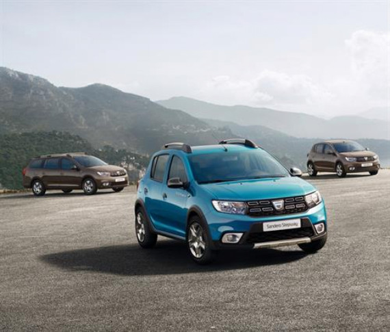 New Dacia Finance Offers for Spring 2018 Image 1