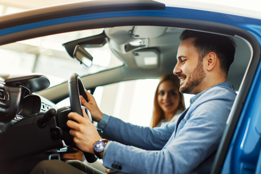 The Real Reasons Why You Need to Take a Test Drive