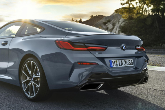 Revealed: The All-New 8 Series Coupé Image 2