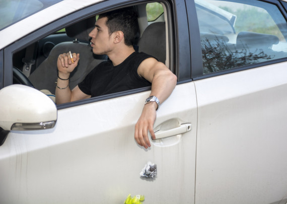 Higher Penalties for Motorists That Throw Litter from Vehicles Image 1