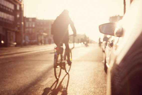 Top Five Worst Driver Behaviours According to Cyclists Image 1