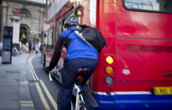 Top Five Worst Driver Behaviours According to Cyclists Image 3