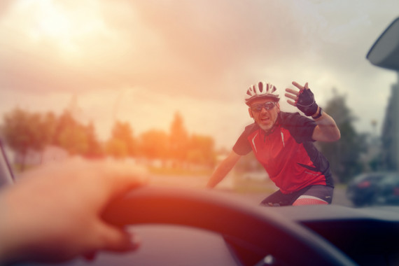 Top Five Worst Driver Behaviours According to Cyclists Image 10