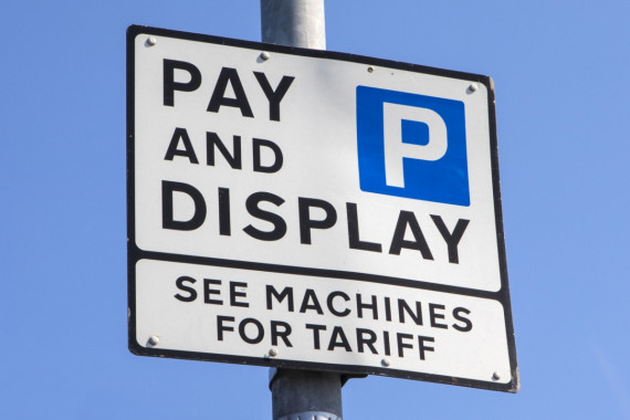 Parking charges to top 1 billion in 2020 Image 1
