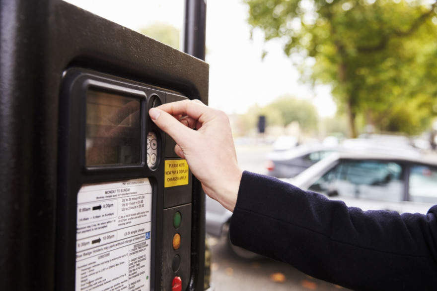 Parking charges to top 1 billion in 2020