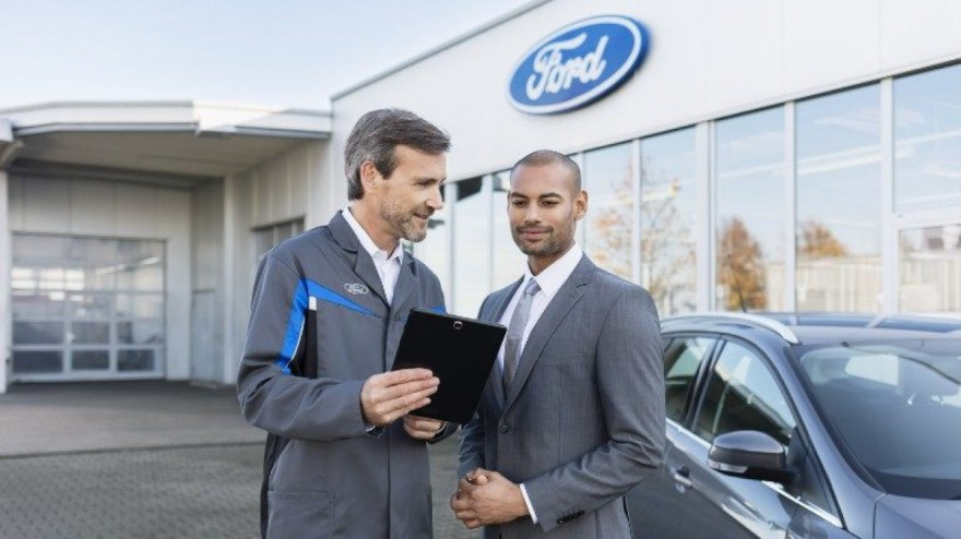Ford Motorcraft Service for just RRP £149